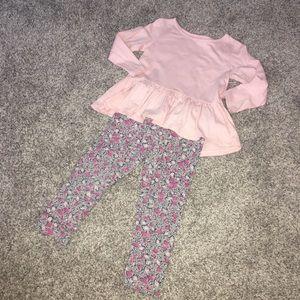 Gap 2T outfit EUC